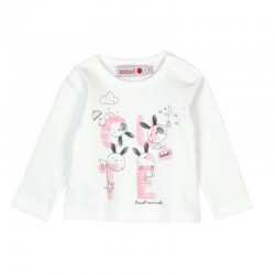 Boboli - Interlock T-shirt for baby girl