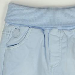 Boboli - Stretch gabarine trousers for baby boy