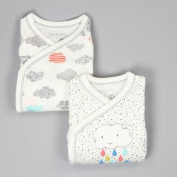 Boboli - 2 pack body rib for baby