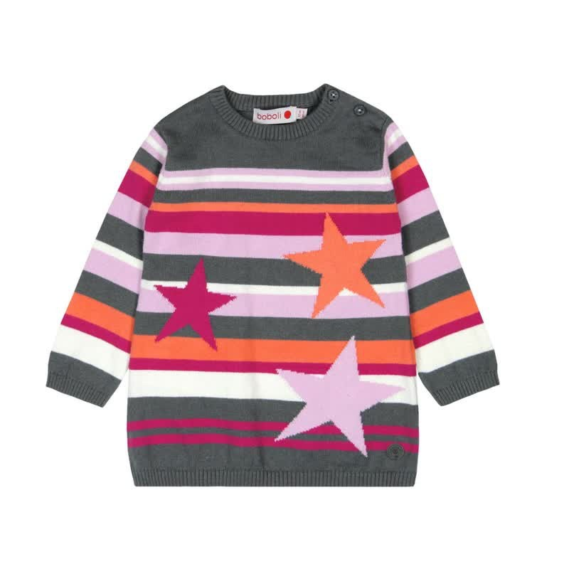 Boboli - Knit wear Dress for baby and toddler girl