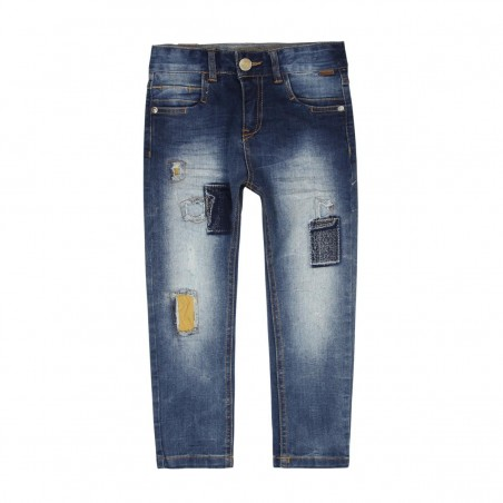 Boboli - Denim stretch trousers for boy
