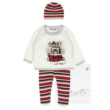 Boboli - Knitwear Pack for Baby Neutral