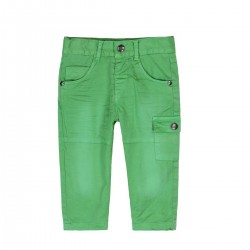 Boboli - Gabardine trousers for baby boy