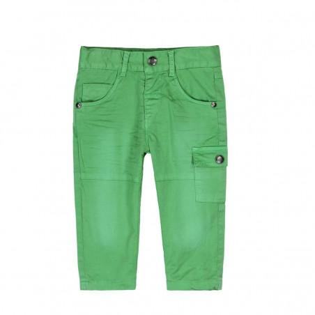 Boboli - Gabardine trousers for baby boy