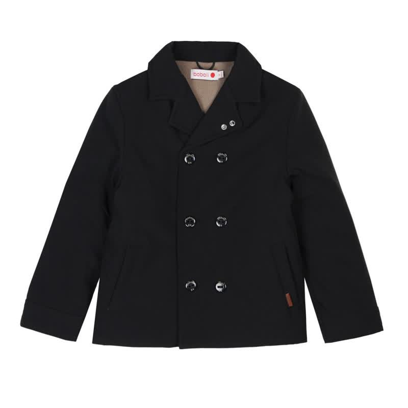 Boboli - Technical fabric coat for boy