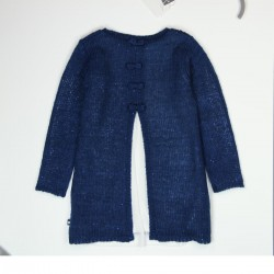 Boboli - Knitwear combined dress for girl