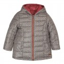 Boboli - Reversible Technical fabric parka for girl