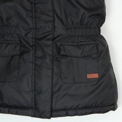 Boboli - Technical fabric parka for girl