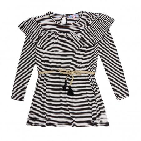 Tahlia by Minihaha - Boston Stripe Dress