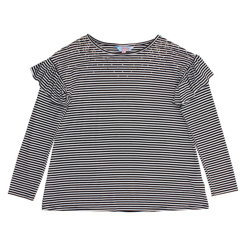 Tahlia by Minihaha - Boston Stripe Tee