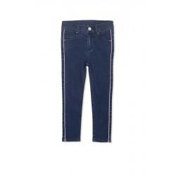 Milky - Side Pipe Jean
