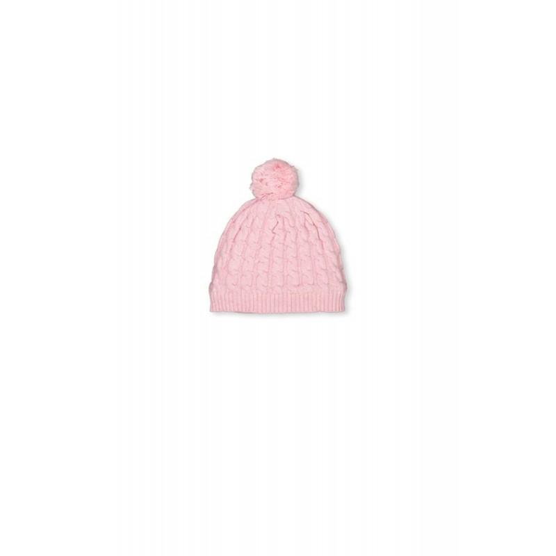Milky - Pink Marle Beanie
