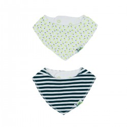 Boboli - 2 pack ribbed bibs for baby
