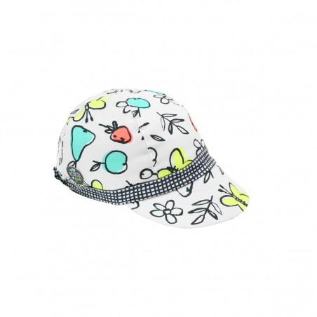 Boboli - Cap fruits print for baby girl