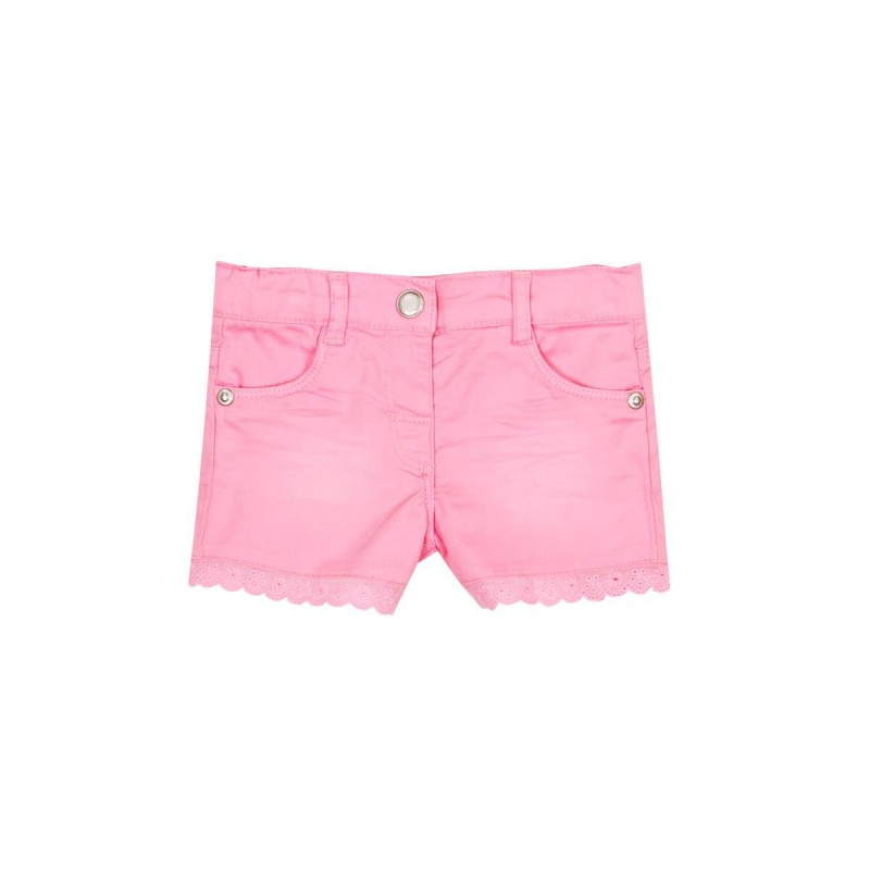 Boboli - Stretch gabardine shorts for baby girl