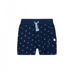 Boboli - Knit Bermuda shorts for baby boy