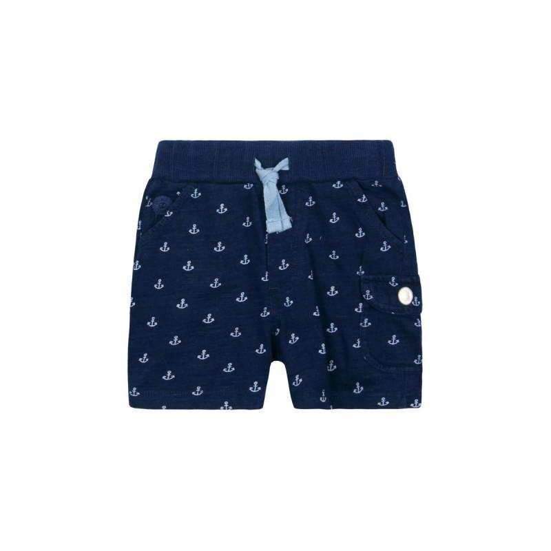 Boboli - Knit Bermuda shorts for baby boy
