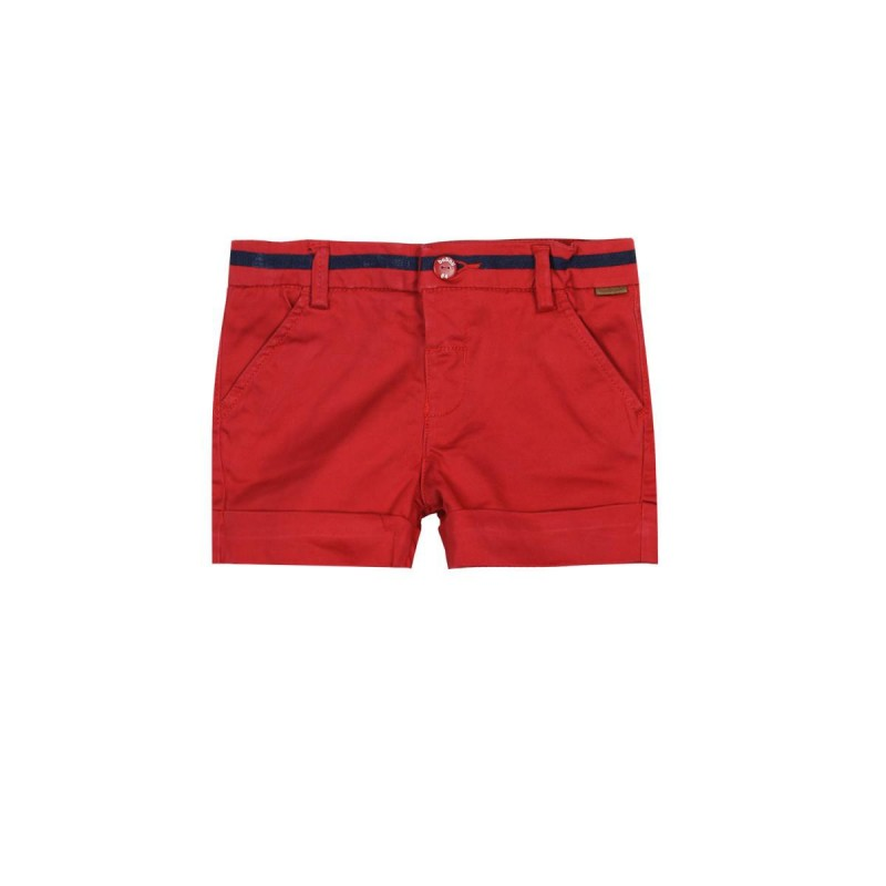 Boboli - Satin bermuda shorts for baby boy