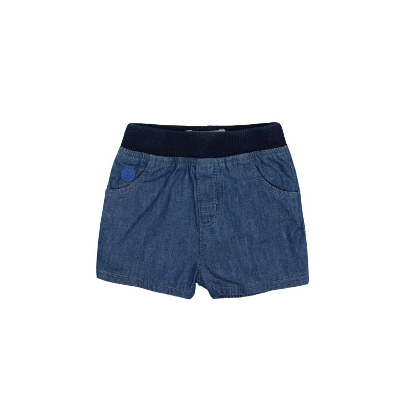 Boboli - Denim bermuda shorts for baby boy