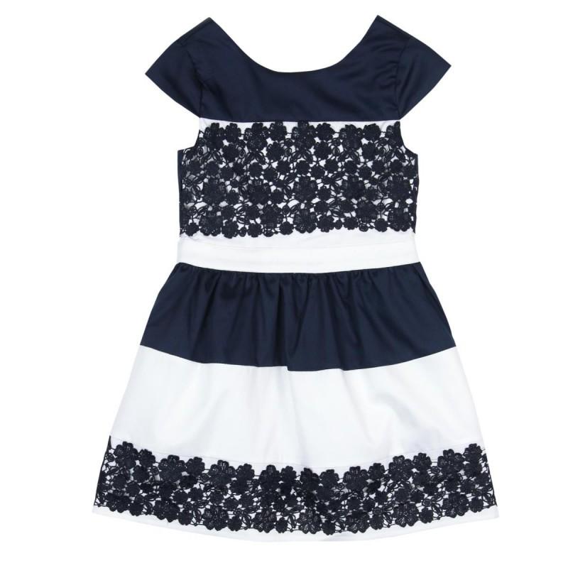 Boboli - Satin dress for girl