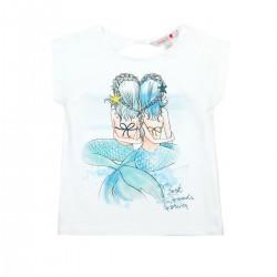 Boboli - Stretch knit T-shirt for girl