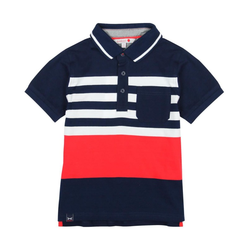 Boboli - Knit Polo for boy