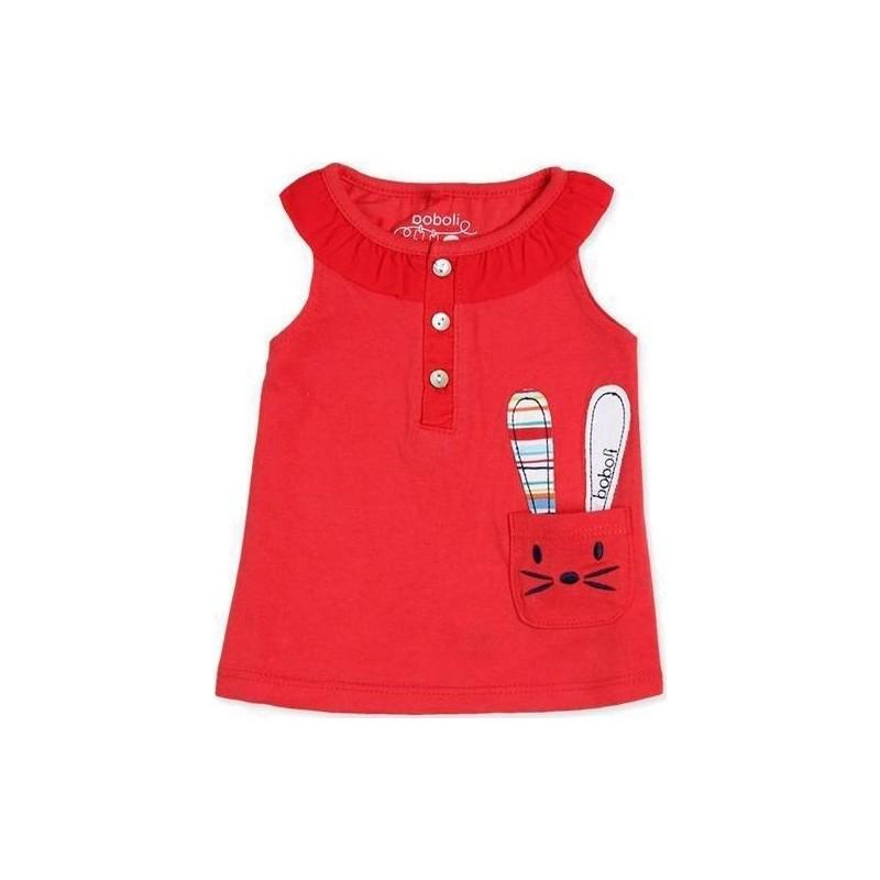 Boboli - Knit dress fantasy for baby girl