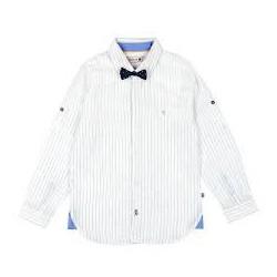 Boboli - Linen Shirt long sleeve