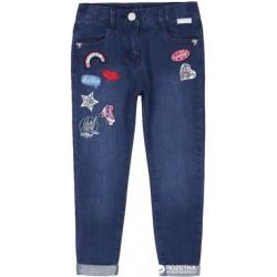 Boboli - Denim stretch trousers for girl