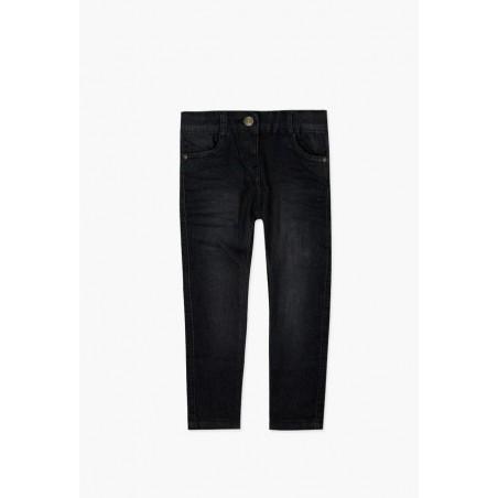 Boboli - Stretch denim trousers for girl