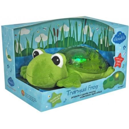 Cloud b - Tranquil Frog
