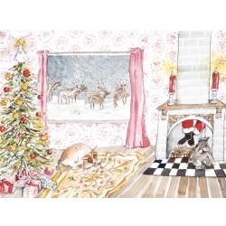Why Dogs Don't Bark at Santa Book