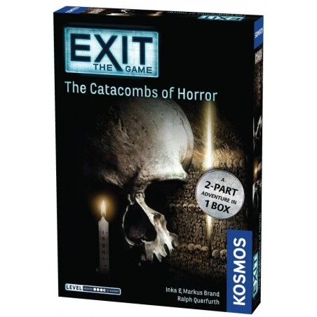 Exit the game - The Catacombs of Horror
