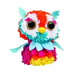 Plush Craft - Colourful Owl