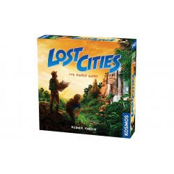 Thames & Kosmos - Lost Cities The Board Game