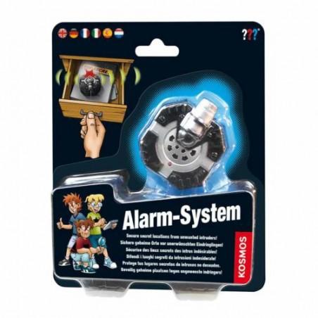 The Three Detectives - Alarm System