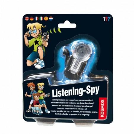 The Three Detectives - Listening Spy