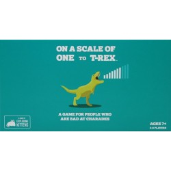 On A Scale of One to T-Rex (By Exploding Kittens)
