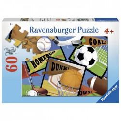 Ravensburger - 60pc Puzzles