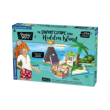Thames & Kosmos - Pepper Mint in the Daring Escape from Hidden Island