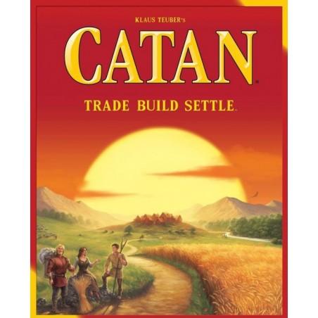 Catan: Trade Build Settle