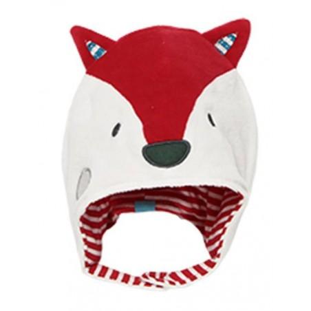 Boboli - Velvet Fox hat for baby