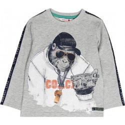Boboli - Long sleeve t-shift for boy