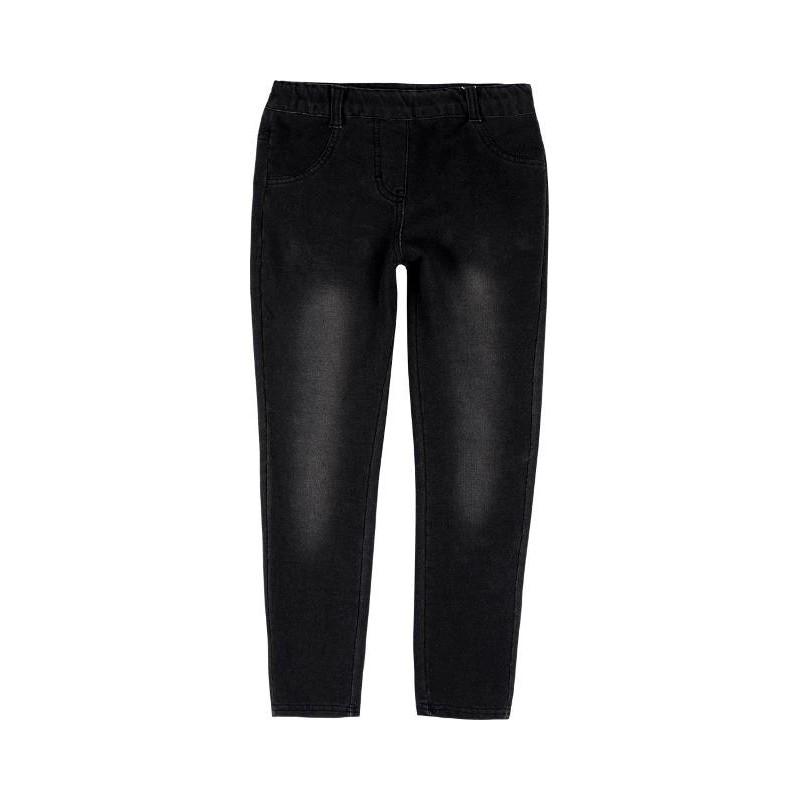 Boboli - Fleece Denim Trousers for girl