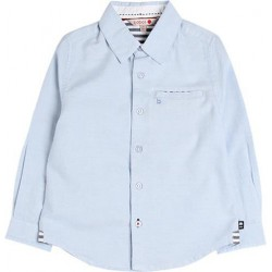 Boboli - Oxford long sleeves shirt for boy