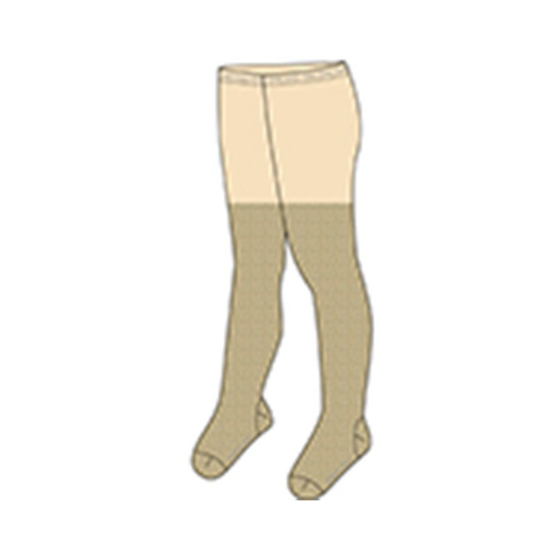 Boboli - Thick tights for girl gold