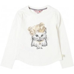 Boboli -Stretch knit t-shirt for girl