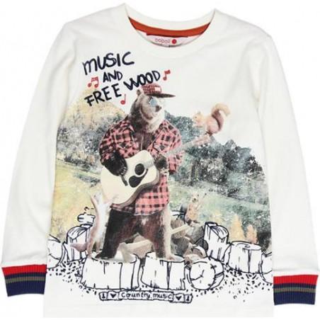 Boboli - Knit t-shirt for boy