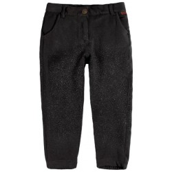 Boboli - Stretch fleece trousers for girl