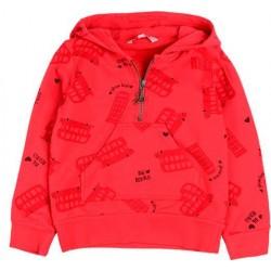 Boboli - Fleece sweatshirt for girl